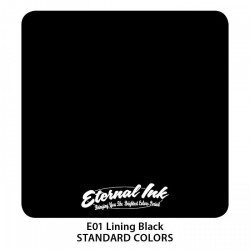 Eternal Lining Black 15 ML