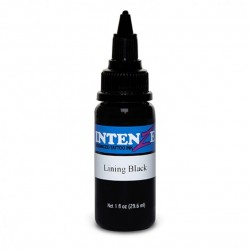 İntenze Lining Black 30 ML